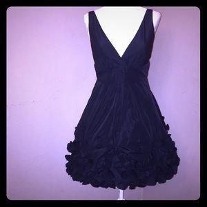 BCBGMAXAZRIA  Party Black Dress